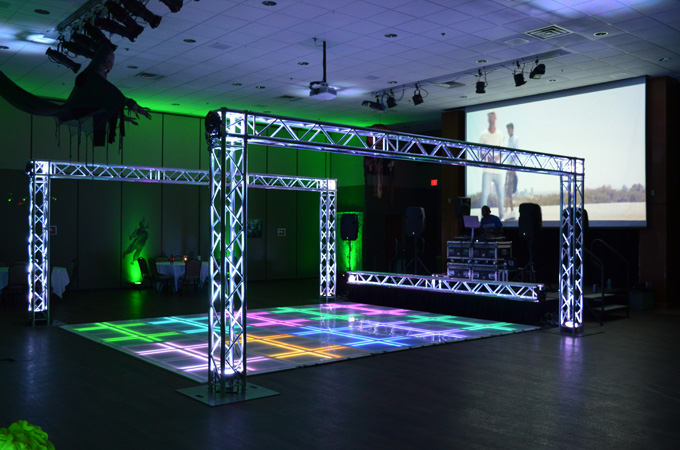 Double Platinum DJ Curve Package MIlwaukee